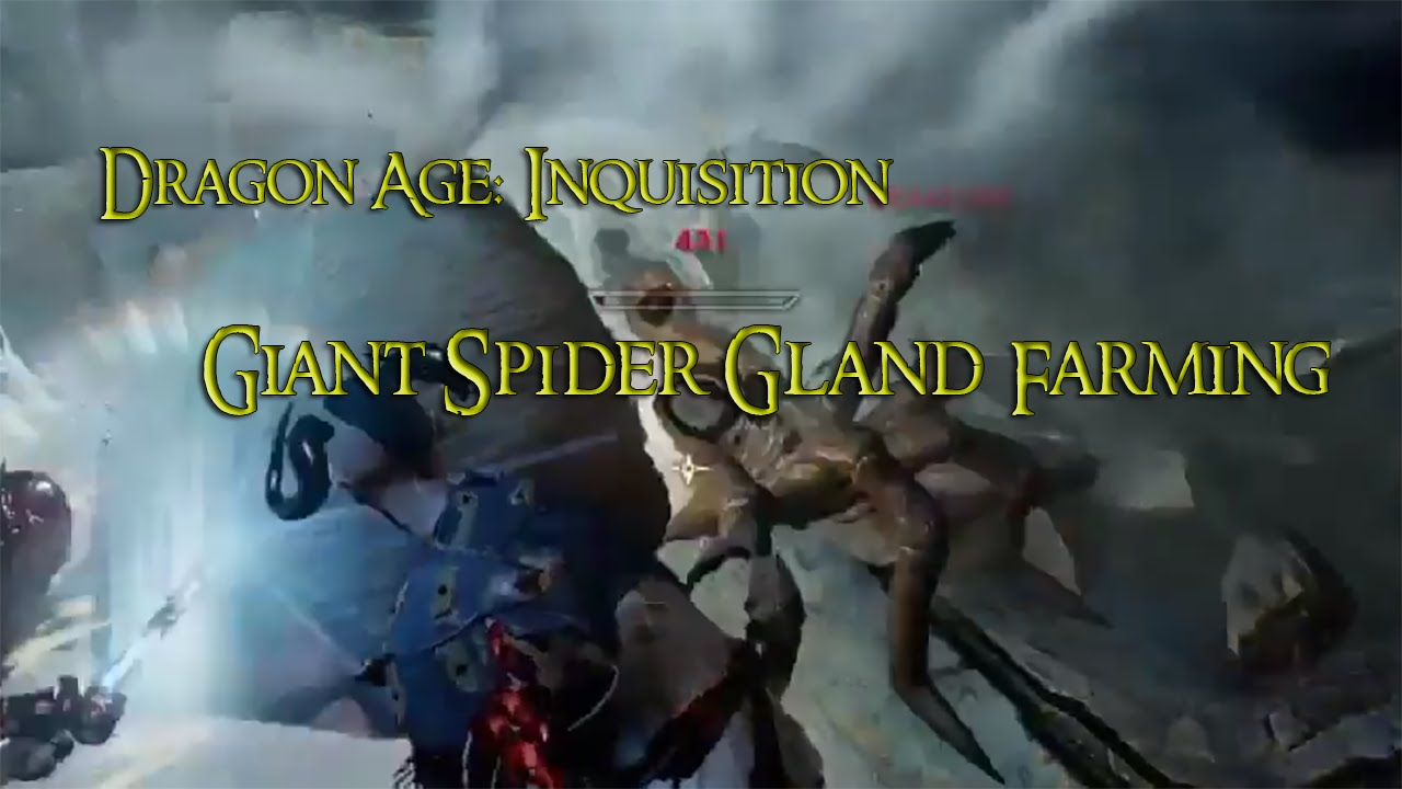 Dragon Age Inquisition Fighting The Giant Youtube - Www