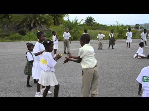 Antigua: Teaching at Buckleys Primary School.mov
