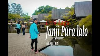 Download lagu LIRIK LAGU JANJI PURA LALO DAERAH MAMUJU TERBARU
