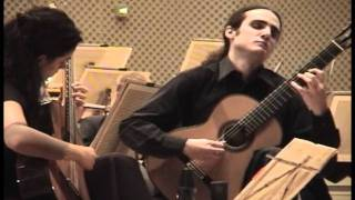 Duo Melis & Berliner Symphoniker. Arietta by J. Rodrigo