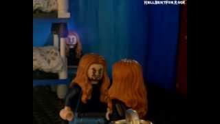 Megadeth - Lego Sweating Bullets (Videoclip)