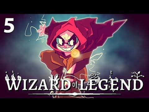 Wizard of Legend - Northernlion Plays - Episode 5