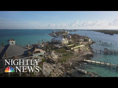 Great Abaco Island Struggles Months After Hurricane Dorian | NBC Nightly News