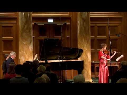 Elena Denisova con Alexei Kornienko : R.Schumann - Allegretto op.105