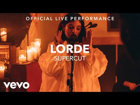 Lorde - Supercut (Vevo x Lorde)