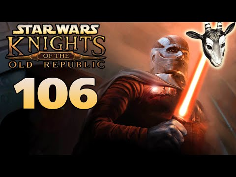 "#106 ● Audienz bei den Ältesten ● LET'S PLAY ""Star Wars: Knights of the Old Republic"""