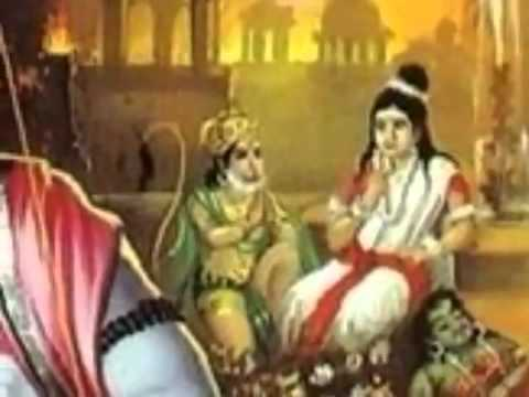 Shree Hanuman Mantra   Manojavam Marut Tulya Vegam