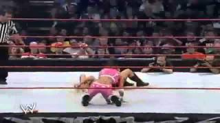 WWE No Mercy 2007 - Candice Michelle(C) vs Beth Phoenix - WWE Women