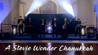 On Chanukkah - a Stevie Wonder holiday mash-up - Chanukkah 2020
