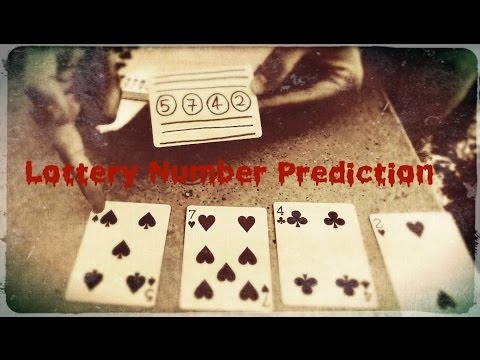 Magic Trick: Lottery Number Prediction by JMagician