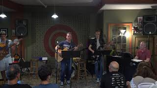 Chris Performing The Man Who Sold The World Main Street Music and Art Studio