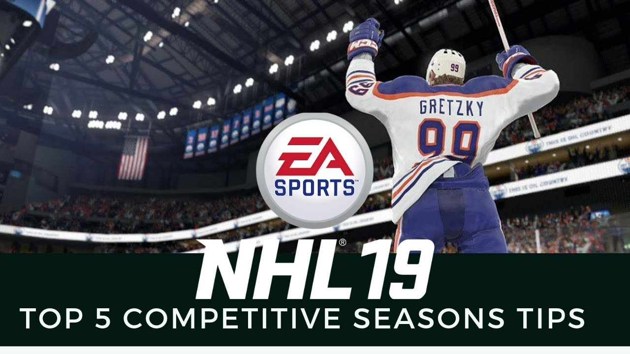 NHL 19 HUT - 5 TIPS TO HELP YOU DOMINATE COMPETITIVE