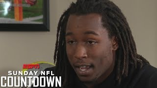 Kareem Hunt addresses TMZ video, being released by Chiefs   NFL Countdown