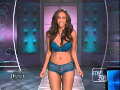 Tyra setzt kein höschen an, Cristine Reyes heiß und sexy