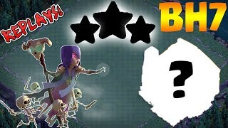 Bh7 Base Builder Hall 7 Base Design 2018 Anti 1 Star Anti 2 Star New Update Anti All Clash Of Clans