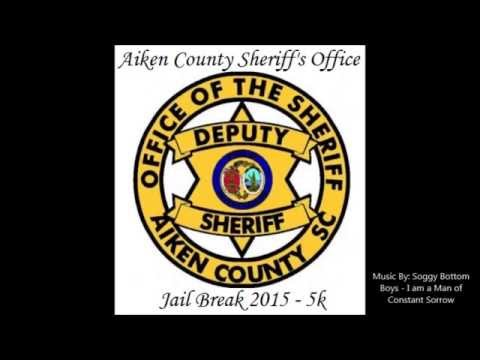 Aiken County Sheriff's Office Jail Break 5k Official Video