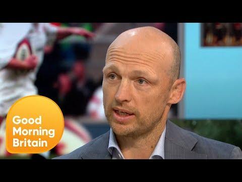 Matt Dawson's Campaign to Raise Awareness of the Symptoms of Meningitis | Good Morning Britain