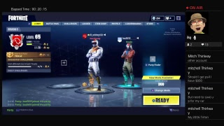 Fortnite with baz5610