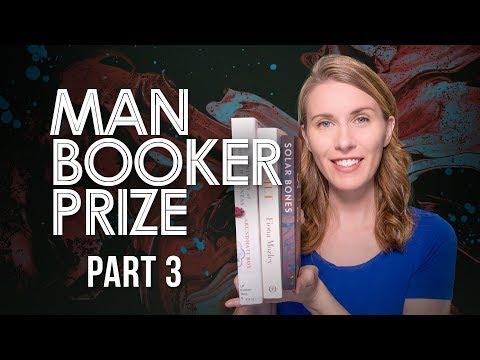 Man Booker Prize | 2017 | Part 3 | Elmet | Solar Bones | Ministry of Utmost Happiness