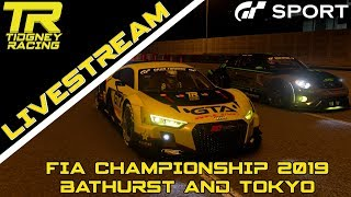 [GT Sport Livestream] - GT3 for you, GT3 for me || FIA Championship 2019