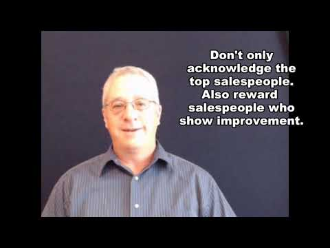 Sales: A Great Sales Manager - Here's What it Takes