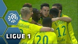 OGC Nice - FC Nantes (1-2)  - Résumé - (OGCN - FCN) / 2015-16