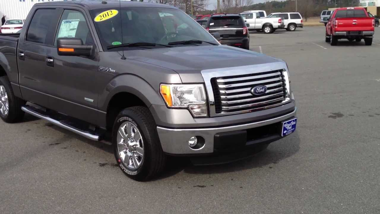 2012 ford f 150 super crew xlt ecoboost for sale youtube. Black Bedroom Furniture Sets. Home Design Ideas