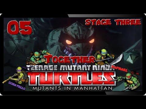 Teenage Mutant Ninja Turtles : Slash Power - Part 05 Together Foot Stage Three [Koop]