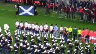 Flower of Scotland National Anthem