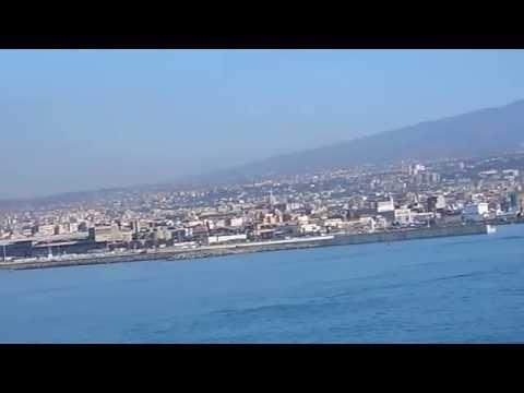 Porto di Catania I, Sicilia