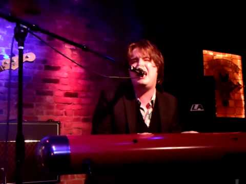 "Graham Alexander - ""World Without You"" - The Bitter End 12/8/12"