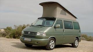 Volkswagen California T4 - Driving, Interior & Exterior (1990-2003)