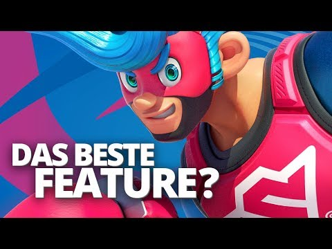 Party Hard! - Das beste Feature in Arms?