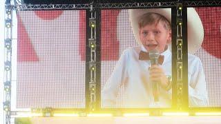 THE WALMART YODELING KID PERFORMING LIVE AT COACHELLA 2018
