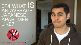 What IS an Average Japanese Apartment Like?
