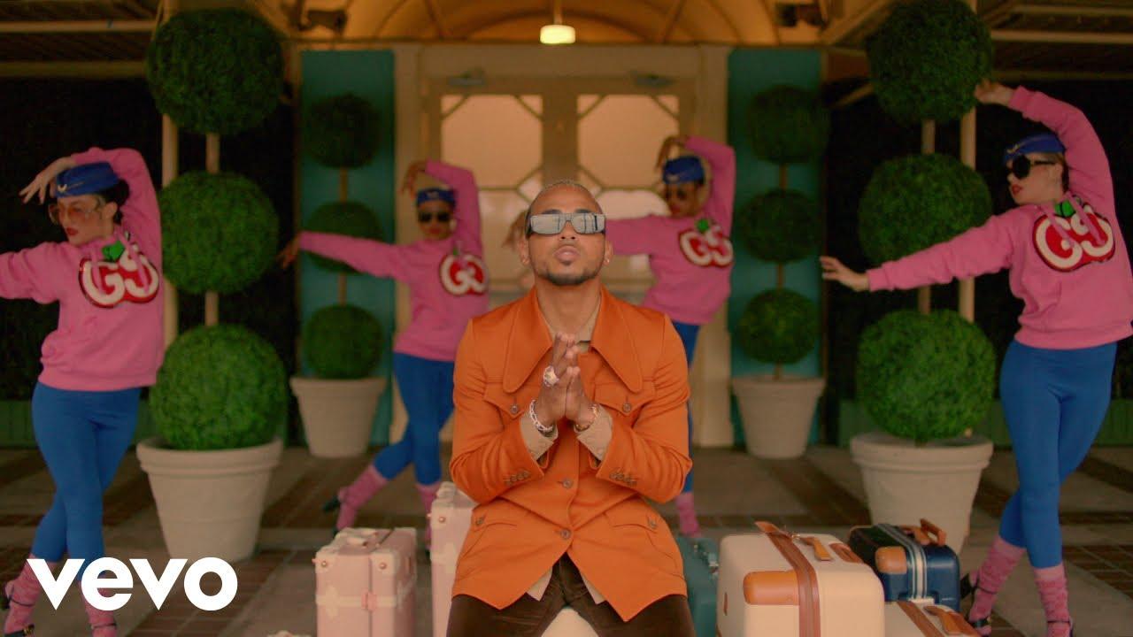 Black Eyed Peas Ozuna J Rey Soul Mamacita Official Music Video Youtube