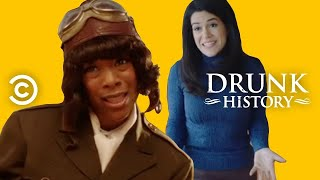 A Toast to Women Throughout History - Drunk History