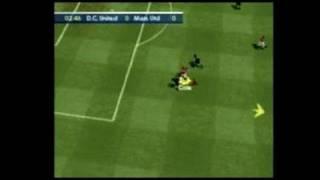 FIFA 2001: Major League Soccer PlayStation Gameplay
