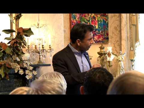 prayer rally with gov Bobby Jindal