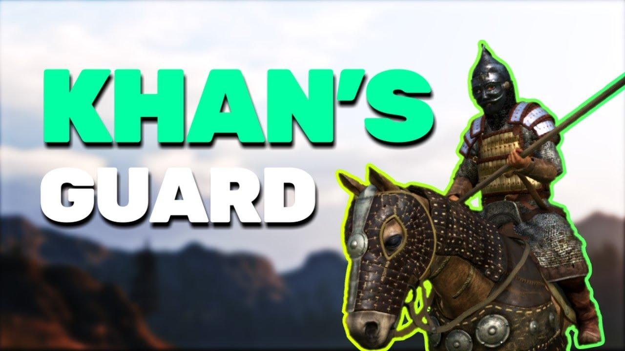 BEST CAVALRY in Bannerlord - Khuzait Khan's Guard!