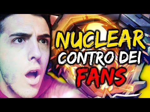HO FATTO UN NUCLEAR CONTRO DEI FANS!!