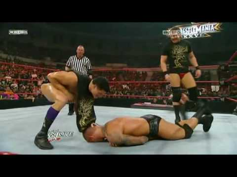 Randy Orton makes it personal with Triple H