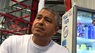(MUSE SEE) Robert Garcia Reveals Details On Mikey vs Lomachenko Talks Linares Loss