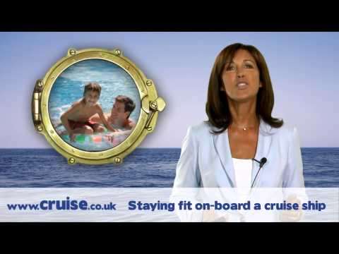 A cruising guide - Staying fit on board a cruise ship