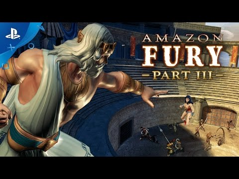 DC Universe Online - Episode 27: Amazon Fury Part III Trailer | PS4, PS3