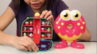 MOSHI MONSTERS CASEFACE ODDIE and NIPPER unboxing/review