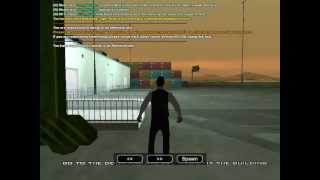 Falling out of the map on GTA SA:MP