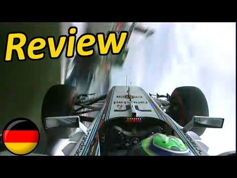 F1 2014 German Grand Prix Review