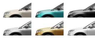 New Suzuki Vitara 2015 - видео обзор Александра Михельсона
