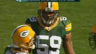 2010 Week 6 - Dolphins @ Packers 1st Half
